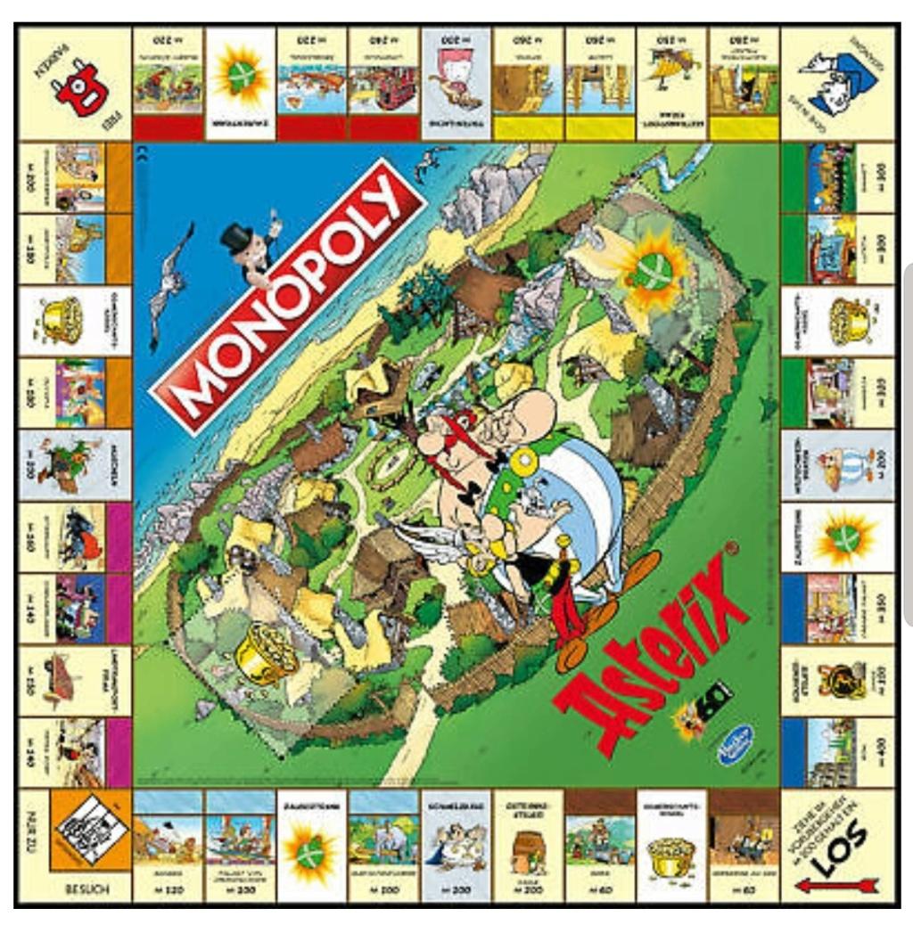Monopoly Asterix chez Lidl  Screen20