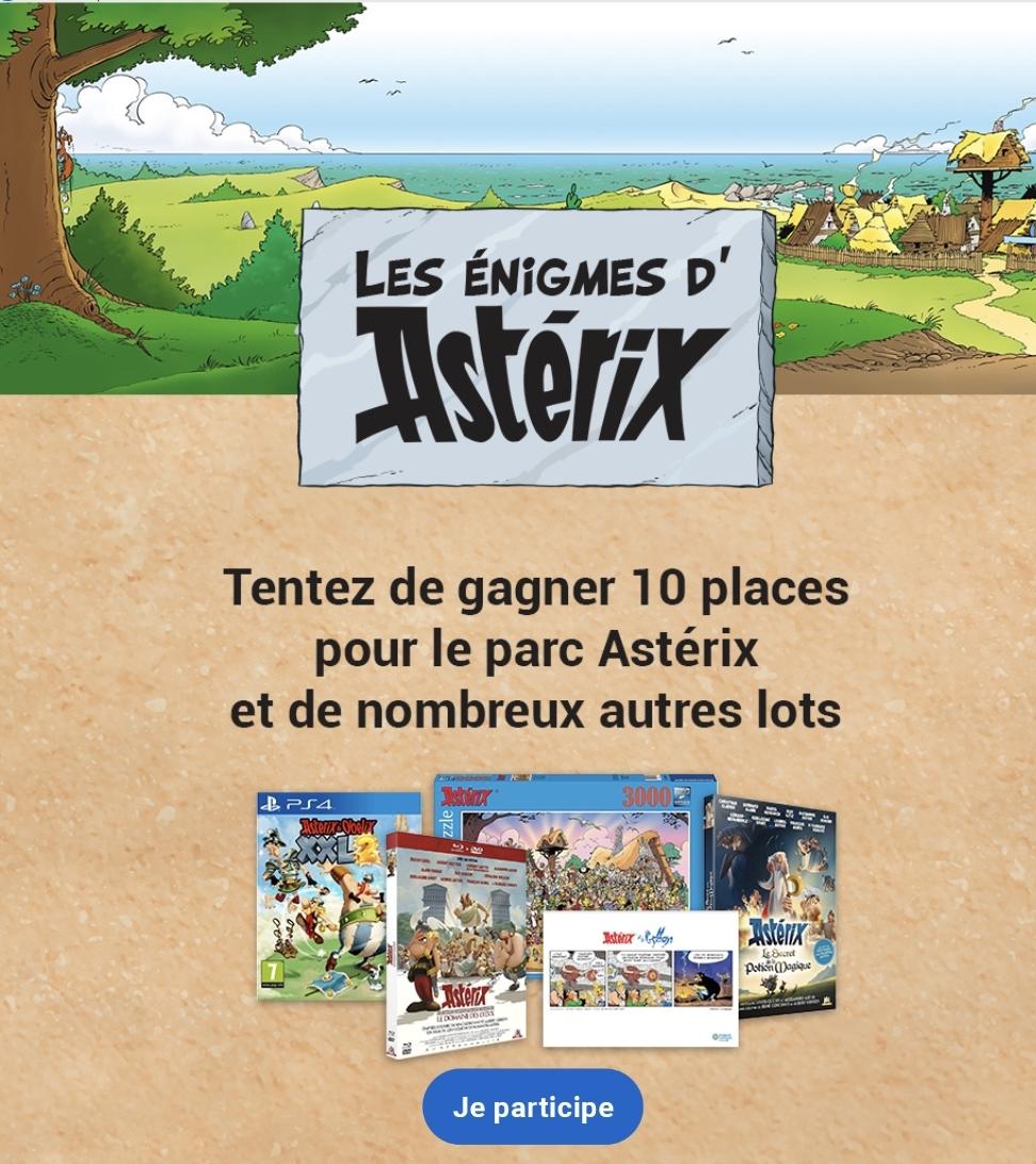 Concours chez E. LECLERC: Astérix et le griffon  Screen46