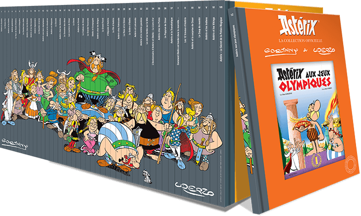 Astérix: La collection officielle - Hachette collections (Canada) Z4_v210