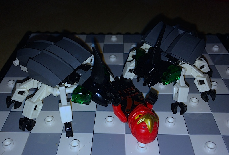 Lego Brick Insects Carrio11