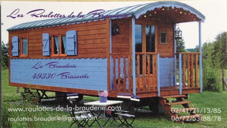 Chambres d'hôtes ou le séjour dans les roulottes de la Brauderie Les_ro10