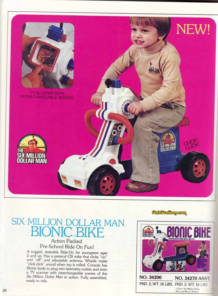 The Six Million Dollar Man /The Bionic Woman Kenner 1975-1978. - Page 3 Bionic10