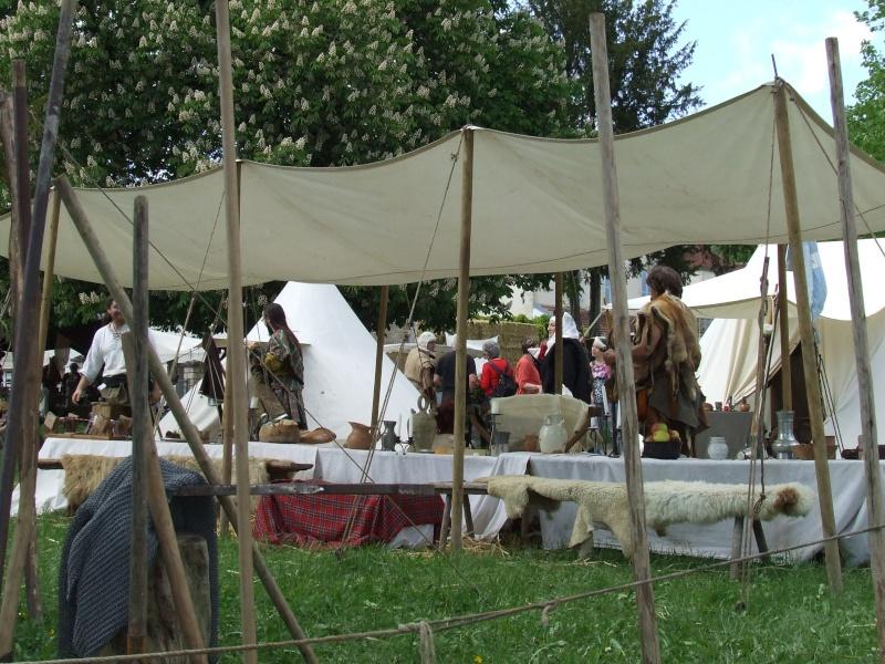 Première fête médiévale d'Ancy le Franc  Dscf6411