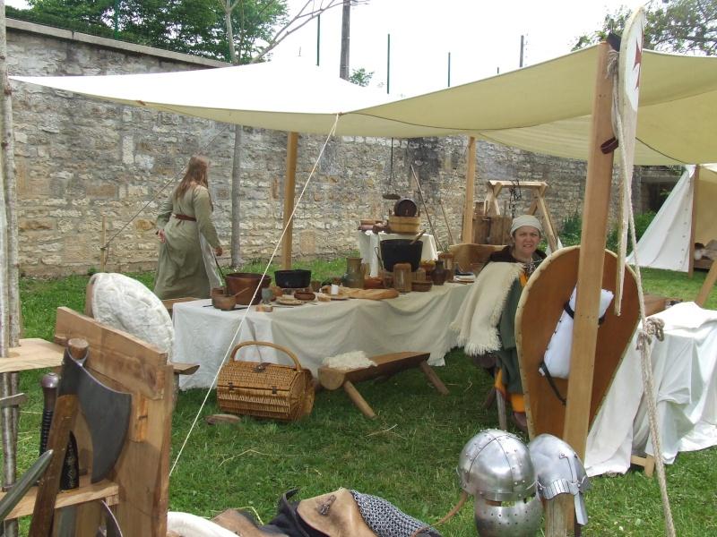 Première fête médiévale d'Ancy le Franc  Dscf6413