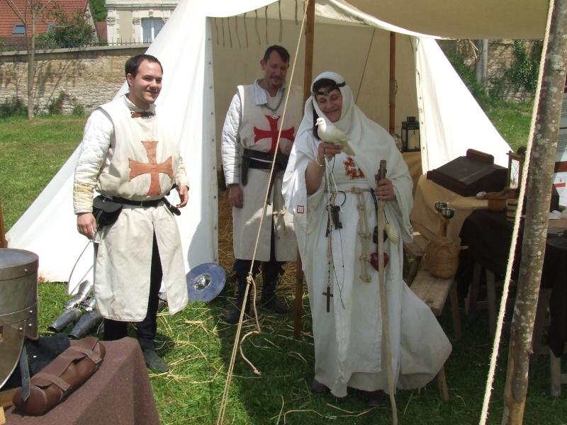 Première fête médiévale d'Ancy le Franc  Dscf6415