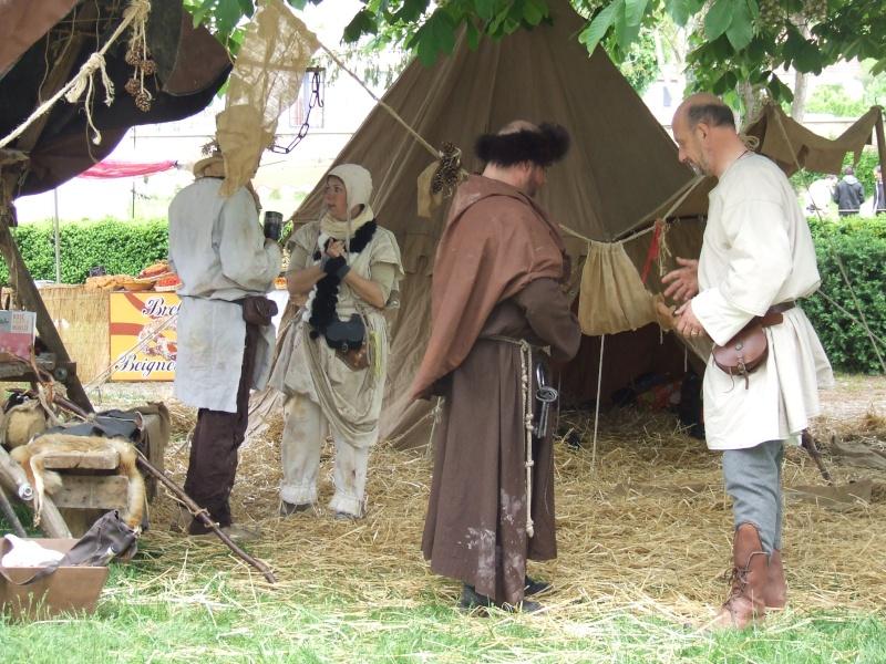 Première fête médiévale d'Ancy le Franc  Dscf6417