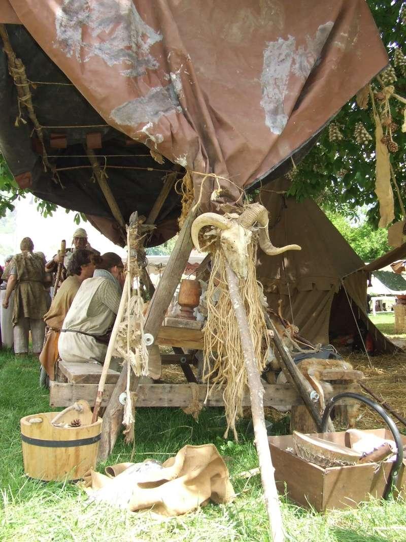 Première fête médiévale d'Ancy le Franc  Dscf6419