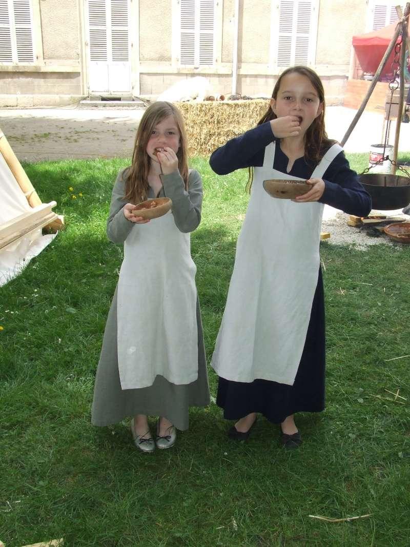 Première fête médiévale d'Ancy le Franc  Dscf6420