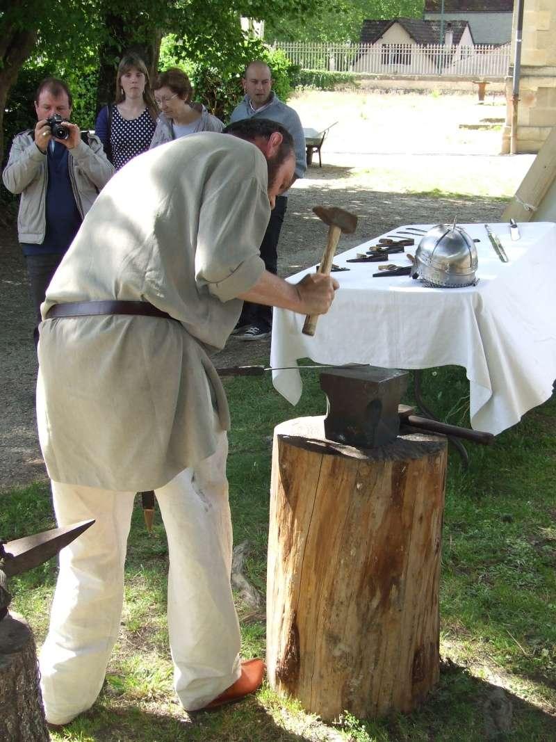 Première fête médiévale d'Ancy le Franc  Dscf6422