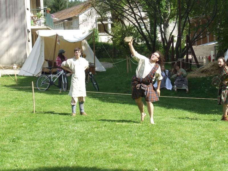 Première fête médiévale d'Ancy le Franc  Dscf6425