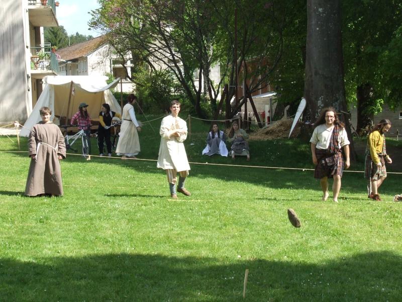 Première fête médiévale d'Ancy le Franc  Dscf6426