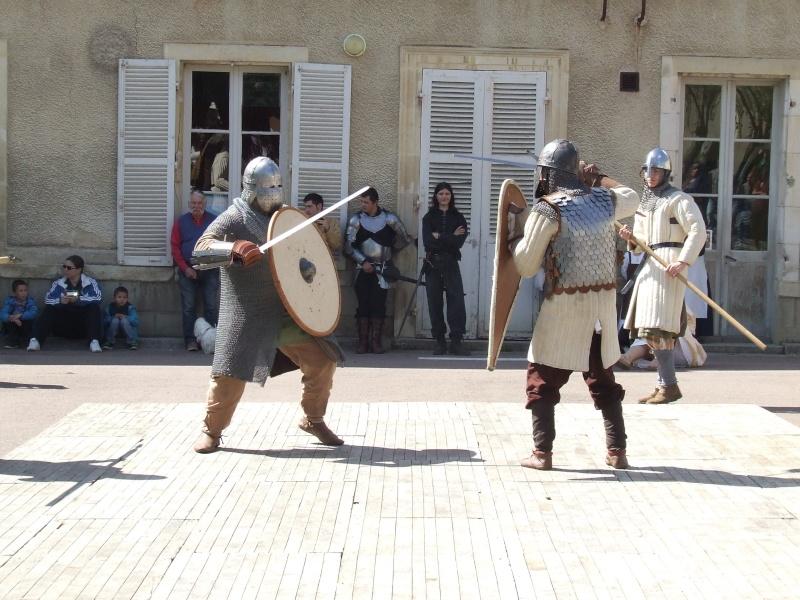 Première fête médiévale d'Ancy le Franc  Dscf6428