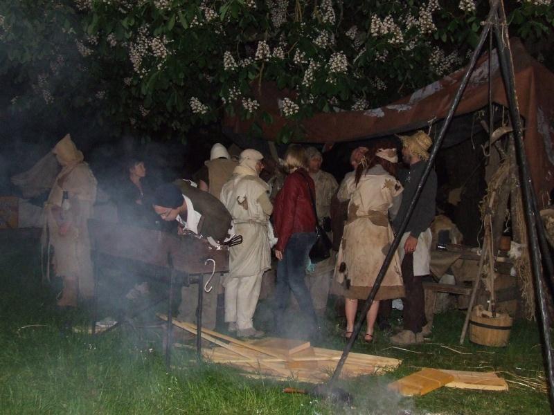 Première fête médiévale d'Ancy le Franc  Dscf6434