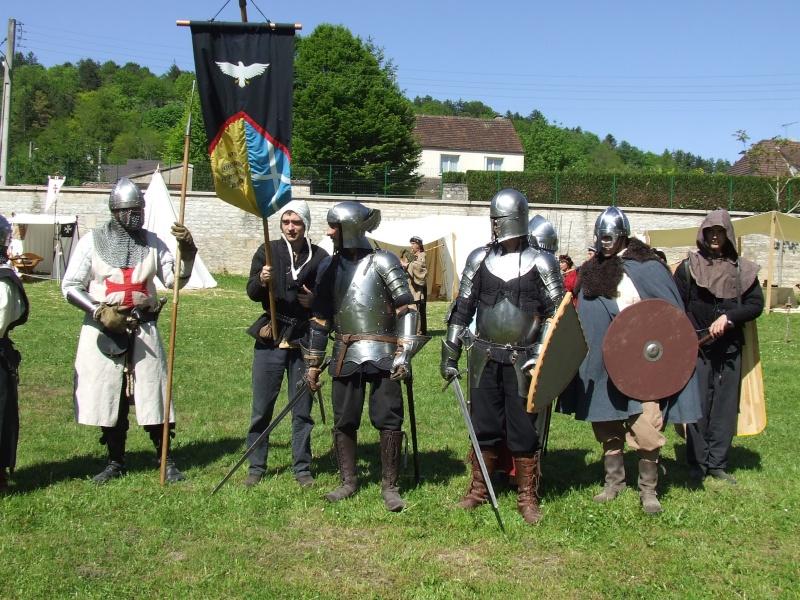 Première fête médiévale d'Ancy le Franc  Dscf6510