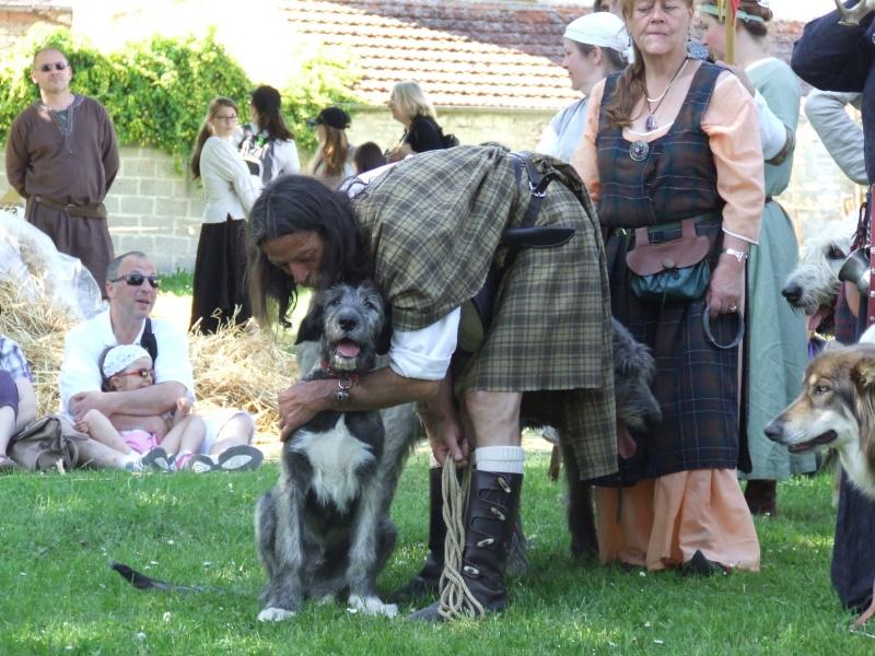 Première fête médiévale d'Ancy le Franc  Dscf6513