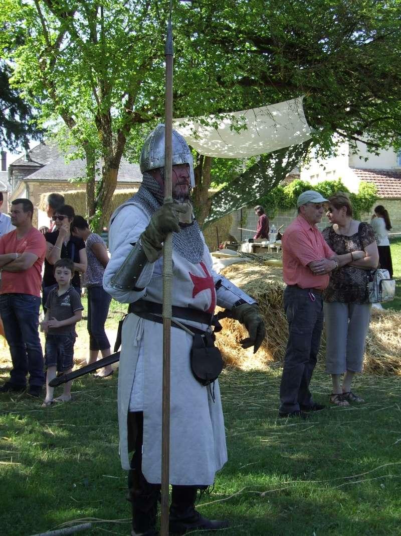 Première fête médiévale d'Ancy le Franc  Dscf6514
