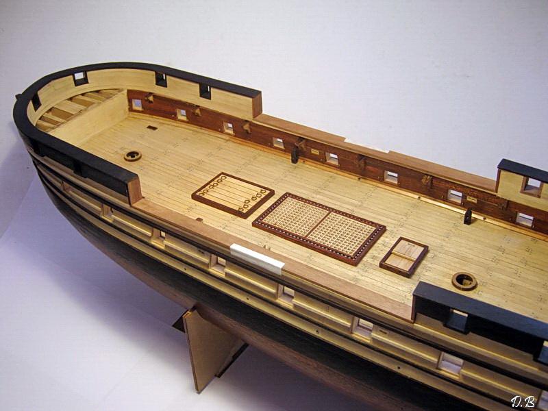 Fregate H.M.S Surprise au 1/48 de A.L ( Kit Bashing ) - Page 40 Surp_538