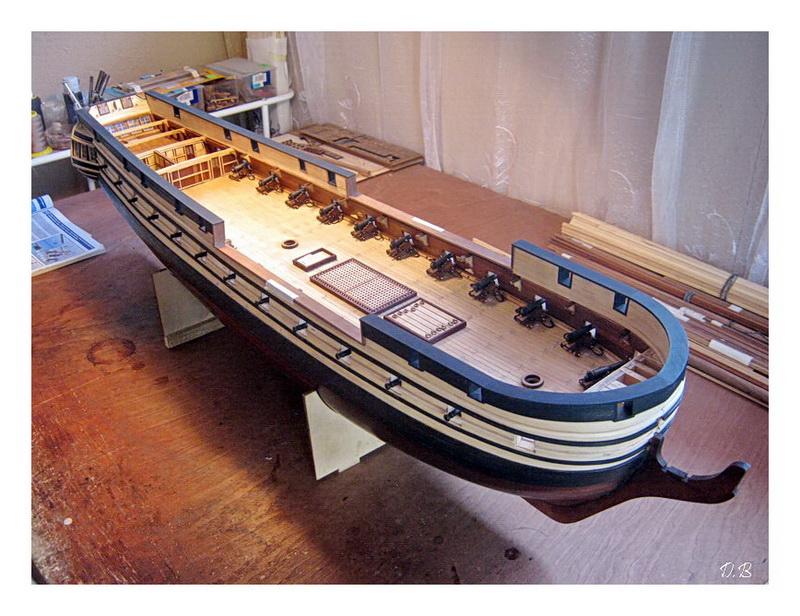 Fregate H.M.S Surprise au 1/48 de A.L Surp_623
