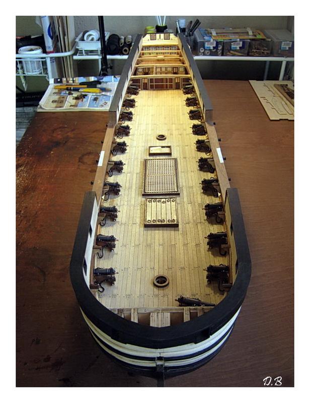 Fregate H.M.S Surprise au 1/48 de A.L Surp_624