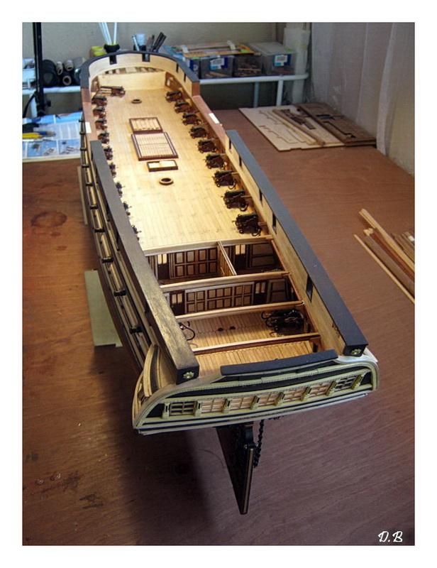 Fregate H.M.S Surprise au 1/48 de A.L Surp_627