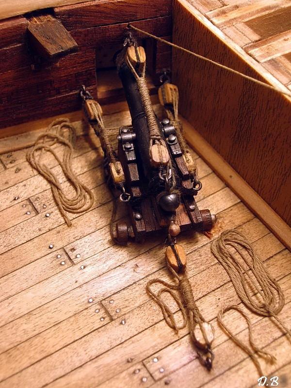 Fregate H.M.S Surprise au 1/48 de A.L - Page 2 Surp_635