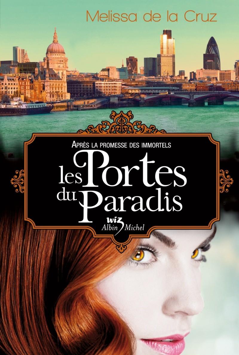 DE LA CRUZ Melissa - Les Vampires de Manhattan - Tome 7 : Les portes du paradis Vampir10