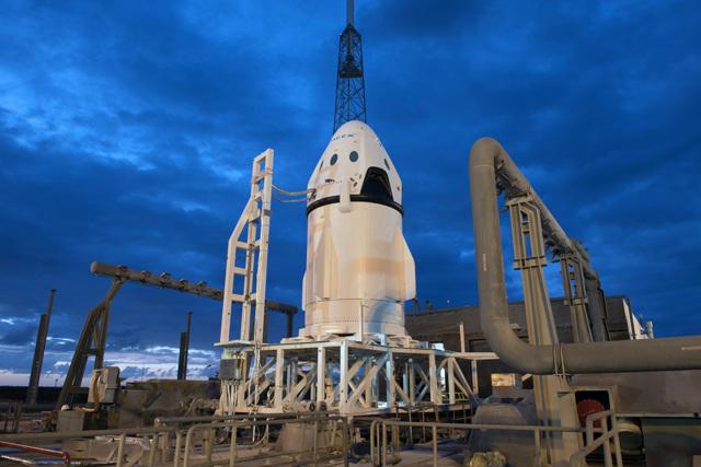 [SpaceX] Actualités et développements du vaisseau Dragon - Page 4 9ff9a710