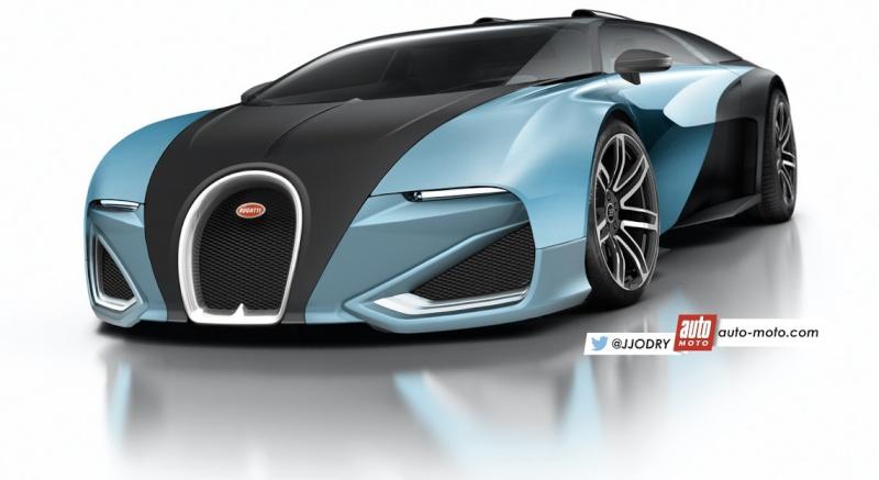 2016 - [Bugatti] Chiron  - Page 3 01-bug10