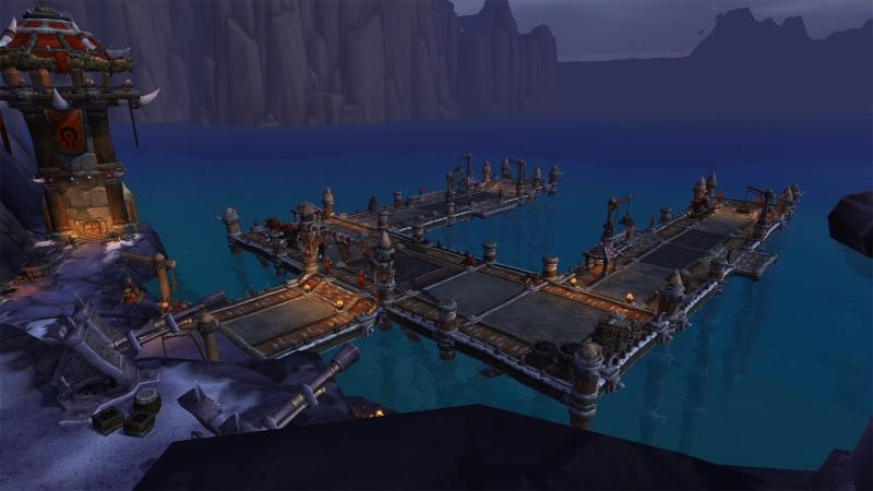 Patch 6.2 : premières images du chantier naval Chanti22