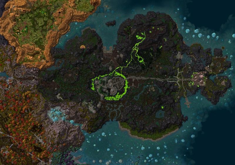 WoW Patch 6.2 : Jungle de Tanaan, raid, boss et chantier naval Jungle10