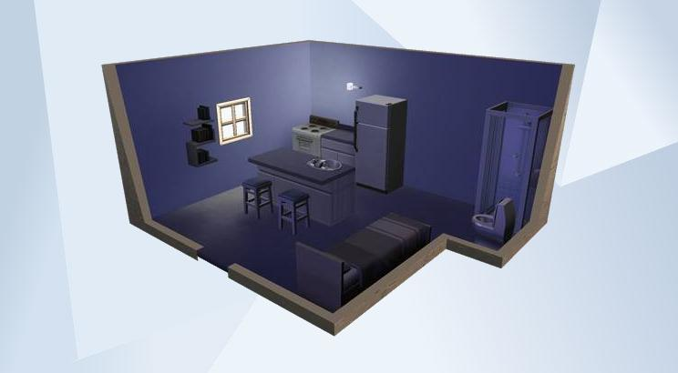 EQCreations Sims 4 Properties & Rooms 0111