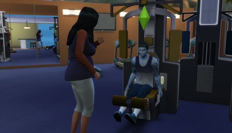 Olie Sirat: Solitary Sim Seeking Simoleons by EQ *Goal Completed* 03-15-12