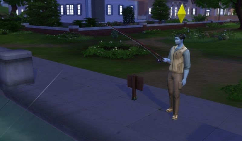 Olie Sirat: Solitary Sim Seeking Simoleons by EQ *Goal Completed* 03-15-24