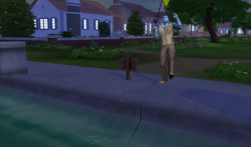 Olie Sirat: Solitary Sim Seeking Simoleons by EQ *Goal Completed* 03-15-25