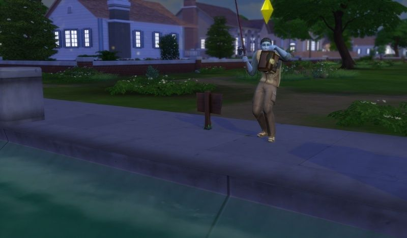 Olie Sirat: Solitary Sim Seeking Simoleons by EQ *Goal Completed* 03-15-26
