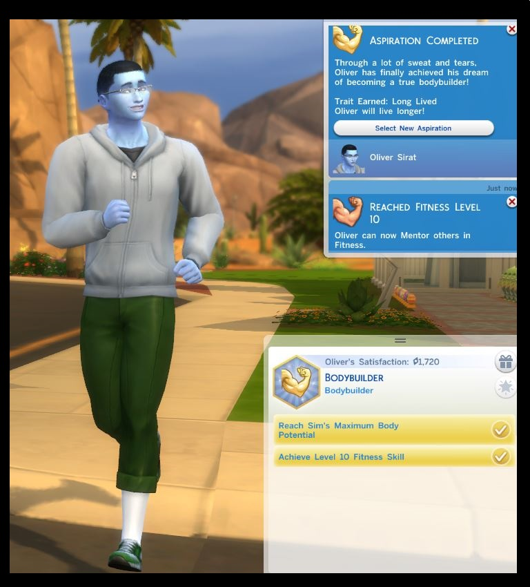 Olie Sirat: Solitary Sim Seeking Simoleons by EQ *Goal Completed* - Page 5 Oliver10