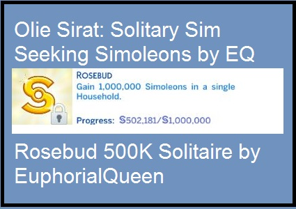 Rosebud 500K Solitaire by EuphorialQueen - Page 2 Wealth13