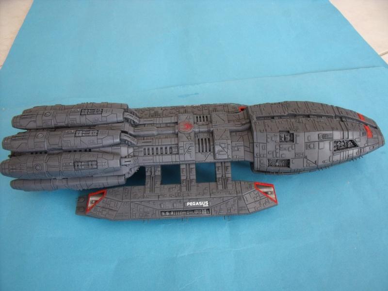 """Battlestar Pégasus """" terminé"""" - Page 2 Dscf4314"""