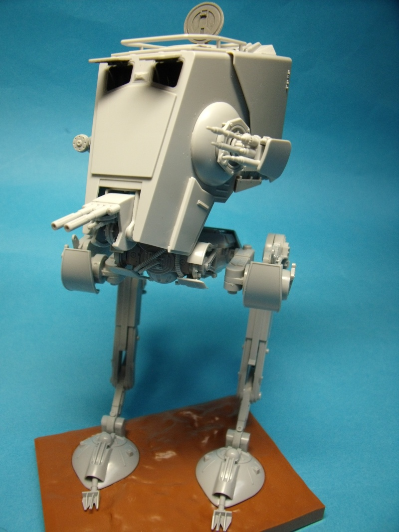"""Star Wars """"AT-ST"""" 1/48 bandai      """"   terminé"""" page 5 - Page 2 Dscf4317"""
