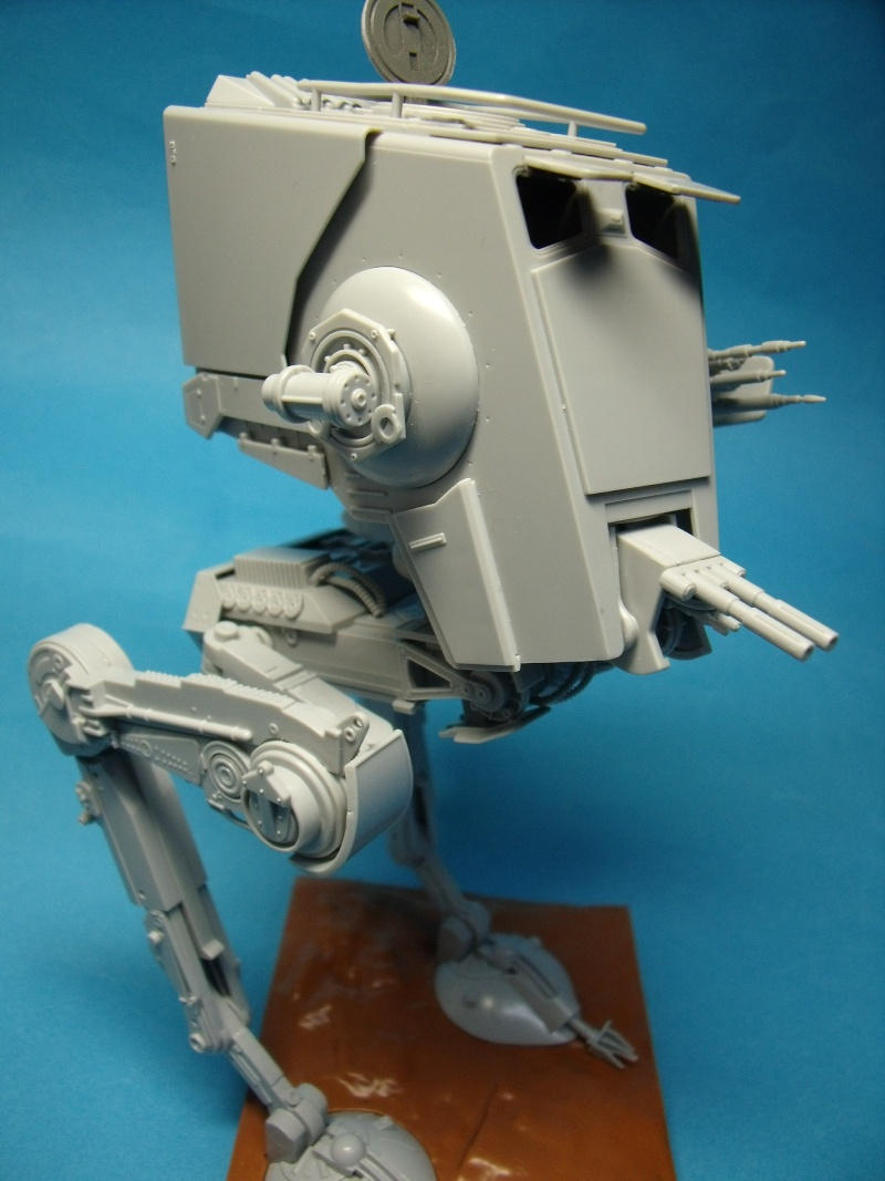 """Star Wars """"AT-ST"""" 1/48 bandai      """"   terminé"""" page 5 - Page 2 Dscf4318"""
