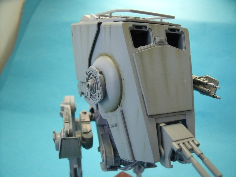 """Star Wars """"AT-ST"""" 1/48 bandai      """"   terminé"""" page 5 - Page 2 Dscf4322"""