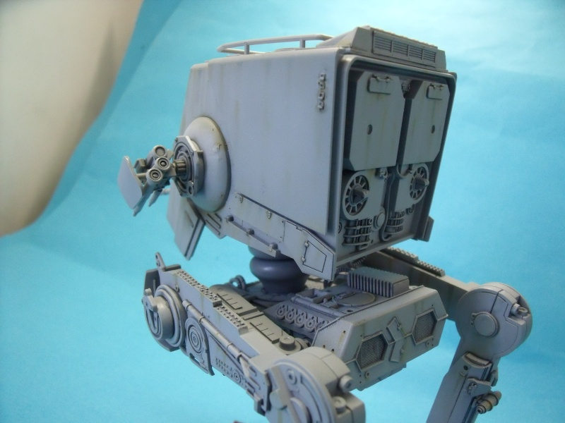"""Star Wars """"AT-ST"""" 1/48 bandai      """"   terminé"""" page 5 - Page 2 Dscf4323"""
