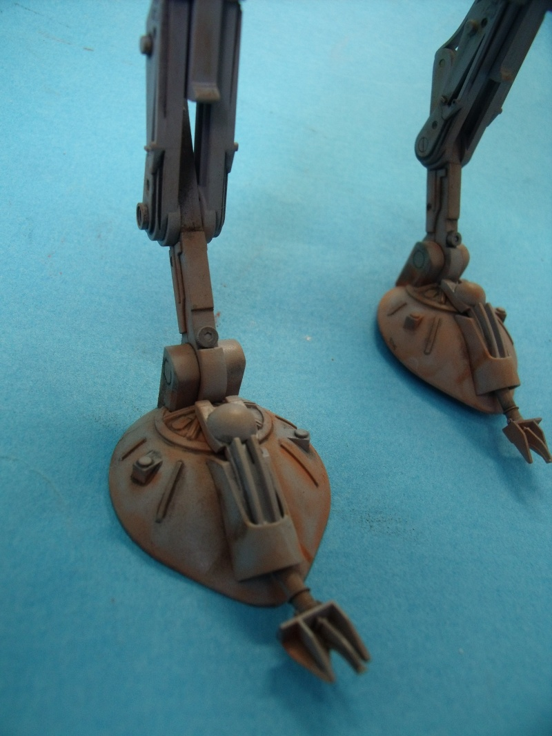 """Star Wars """"AT-ST"""" 1/48 bandai      """"   terminé"""" page 5 - Page 3 Dscf4325"""