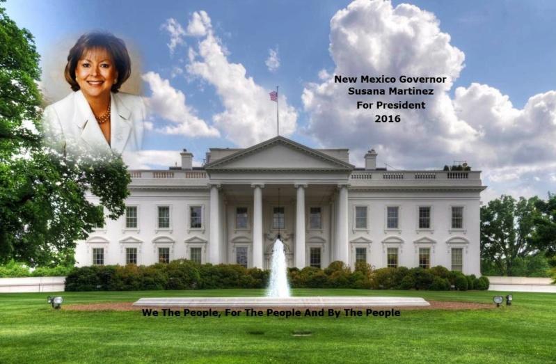 First Female Hispanic For President 2016 Martin10