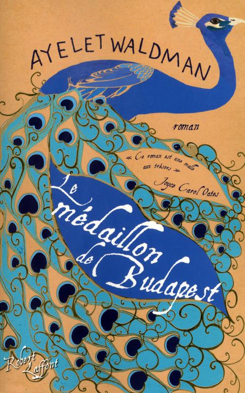 WALDMAN Ayelet : Le médaillon de Budapest 97822210