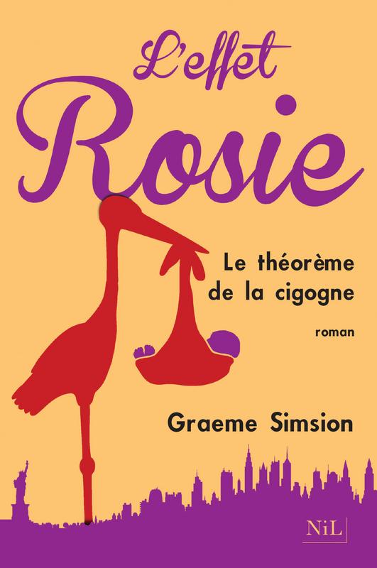 SIMSION Graeme : L'effet Rosie 97828411
