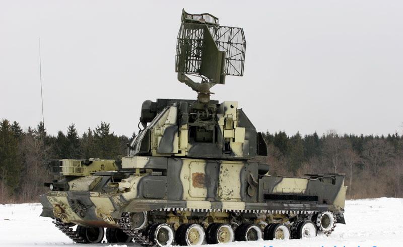 SA-15 Gauntlet  tankmania  1/35 13011010