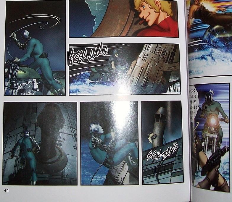 Space adventure Cobra (スペースコブラ) : le topic ! 100_6210