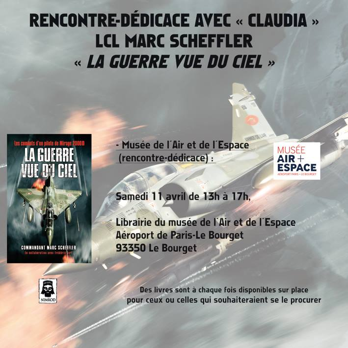 11 & 12 avril: Carrefour de l'air au Bourget (93) 10516810