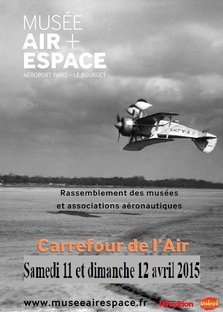 11 & 12 avril: Carrefour de l'air au Bourget (93) Carref12